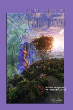 Shape Shifters Daily Diary front cover