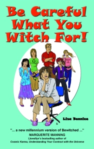 "Meet Lola Garnett, a bored housewife, mom and office drone who wakes up with unexpected psychic abilities, and no instruction manual, and Twink, the reluctant, sarcastic fairy assigned to assist and educate her.  In this first book in a series, middle-aged Lola has resigned herself to an unsatisfying life of servitude as a wife, mother and office drone. The American Dream she's living feels more like a coma, and she secretly longs for a more meaningful life. In a perfect demonstration of ""be careful what you wish for…"" she gets her wish when she wakes up from a nap one day with extrasensory abilities and powers.  The adventure really kicks into gear once she learns that her condition is the result of a botched spell coming from across the street, where her wanna-be-witch neighbor, Melinda Underwood, is foolishly playing with powers she doesn't understand. Lola's untrained intuition tells her that Melinda intends to use her equal, yet opposite, powers for evil against innocent people.  With the help of a tiny, sarcastic, ethereal sidekick, can Lola overcome her helpless resignation to overthrow Melinda's evil plot and, while she's at it, find her own self worth?"